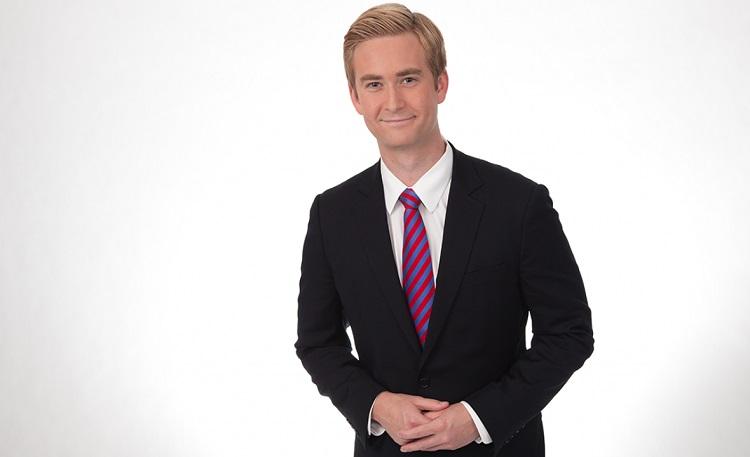 Fox News Reporter Peter Doocy Dating Affair, Girlfriend, Married, Net worth, Bio, Height