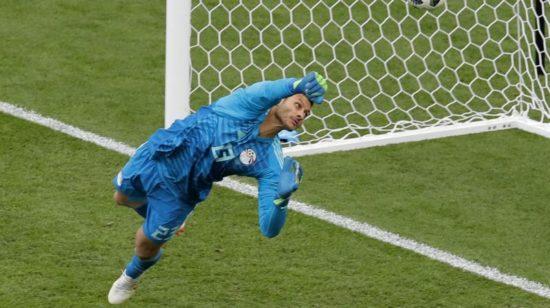Mohamed El Shenawy FIFA World Cup 2018