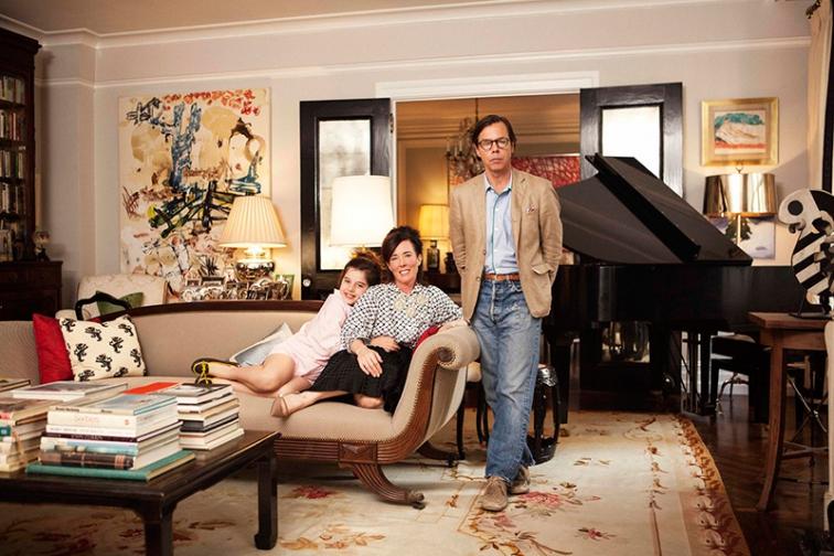 Andy Spade family
