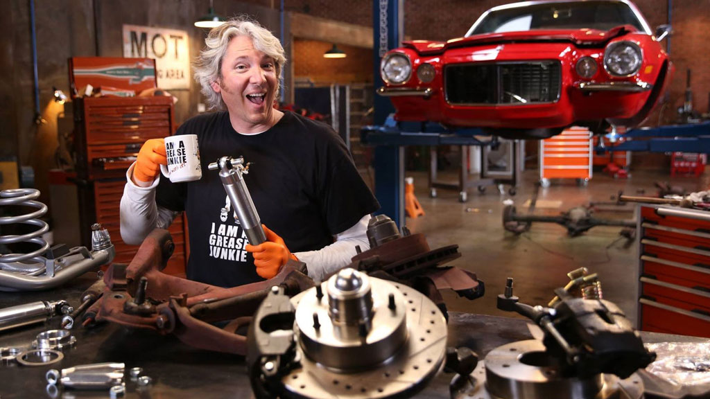 Motor Specialist Edd China Wiki-Bio; New Show, Married, Wife, Children, TV Shows, Net Worth And Facts!