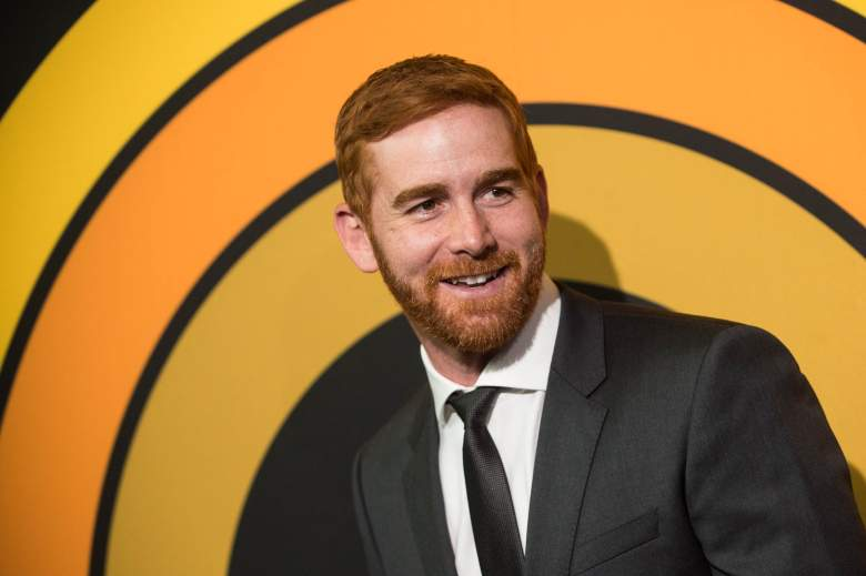Andrew Santino's sexuality is gay.