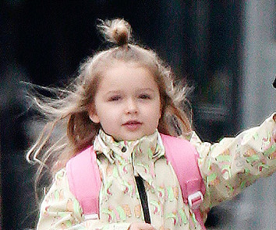 David and Victoria Beckham' daughter Harper Beckham siblings, age, middle name, Instagram, birthday, family, and Wiki!