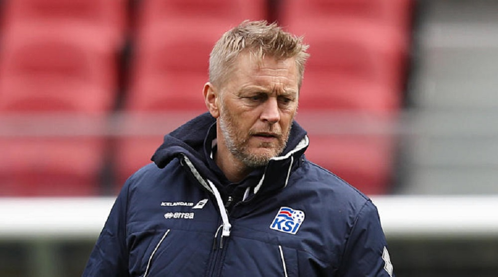 Heimir Hallgrimsson Married