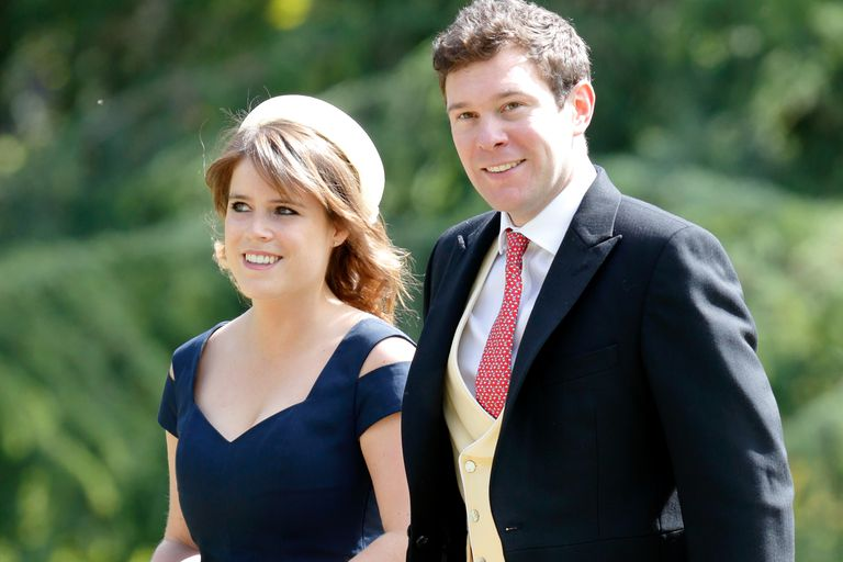 Princess Eugenie fiance