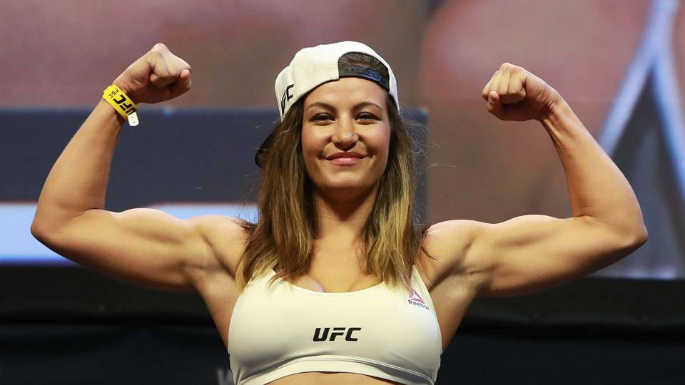 Miesha Tate boyfriend, husband, married, daughter, net worth