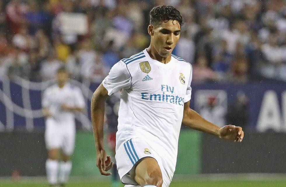 Achraf Hakimi fifa 2018, nationality, salary, networth, instagram, age, wiki, birthday, parents, ethnicity, girlfriend, dating