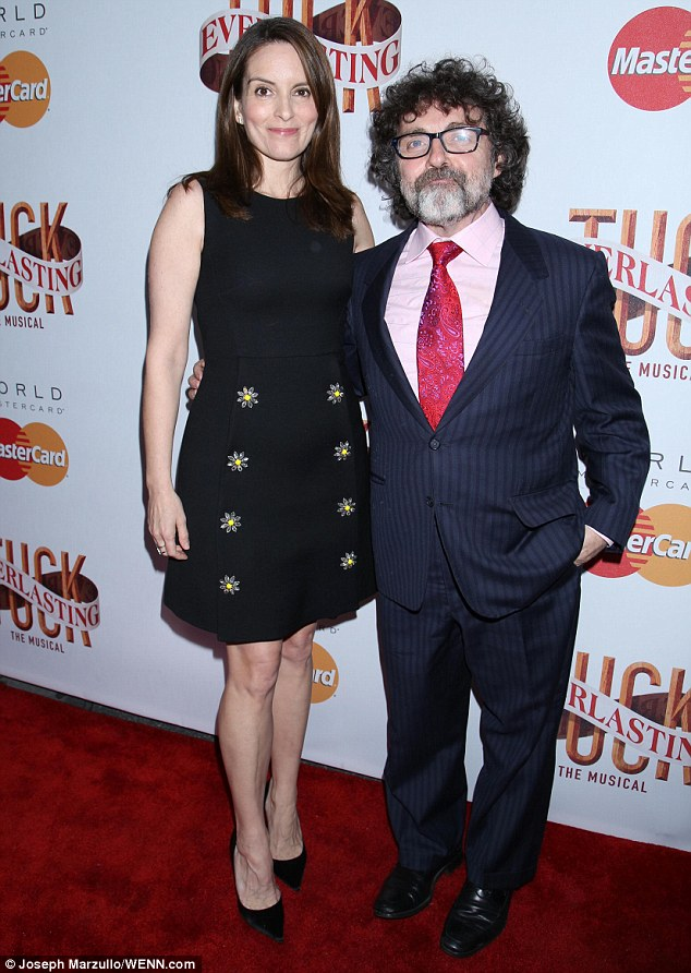 Tina Fey Married, Husband, Children, Movies, TV Shows, Books, Net Worth, Wiki