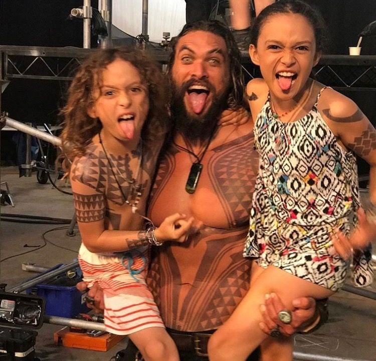 Jason Momoa's daughter Lola Iolani Momoa's Wiki-Bio, brother, parents, father, mother, family