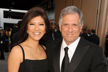 Les Moonves wife