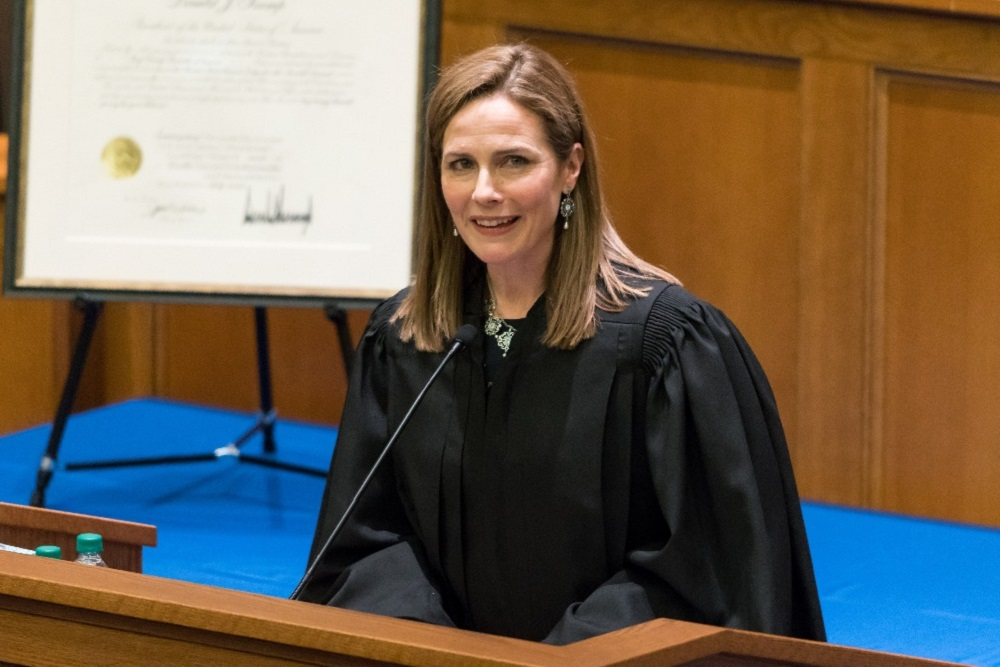 Amy Coney Barrett Married Husband Jesse M. Barrett and Shares Seven Children