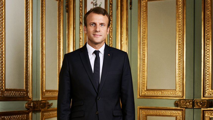 Emmanuel Macron wiki, bio, wife, children, net worth