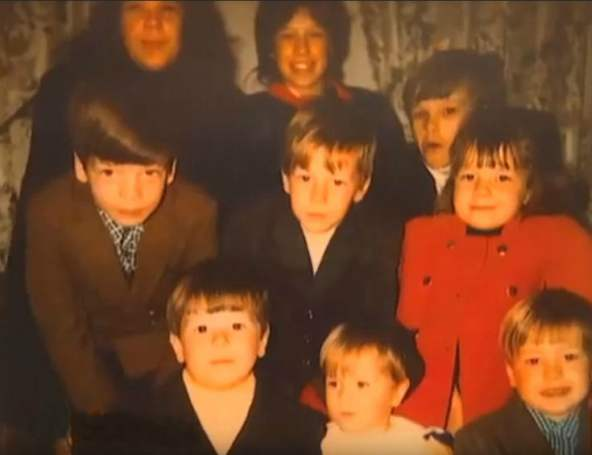 Alma Wahlberg children