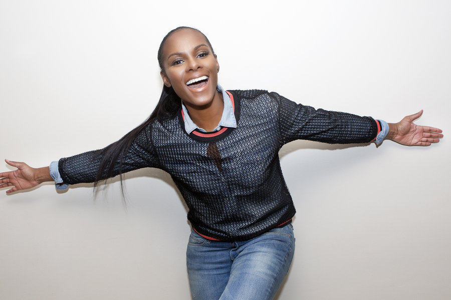 Tika Sumpter dating life