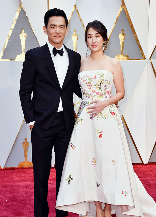 John Cho wife