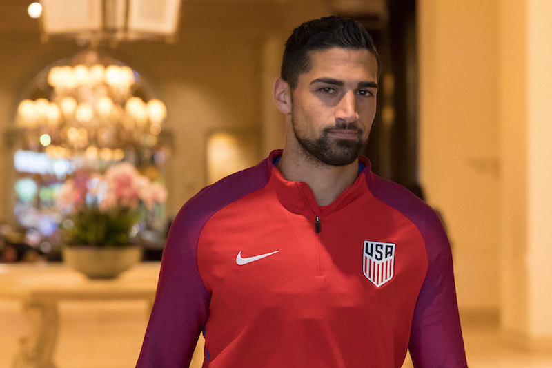Sebastian Lletget: Dating, Separated, Or Married To His Singer Girlfriend?