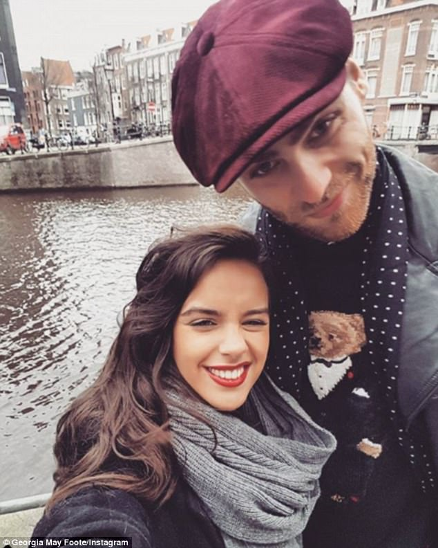 Georgia May Foote ex-boyfriend