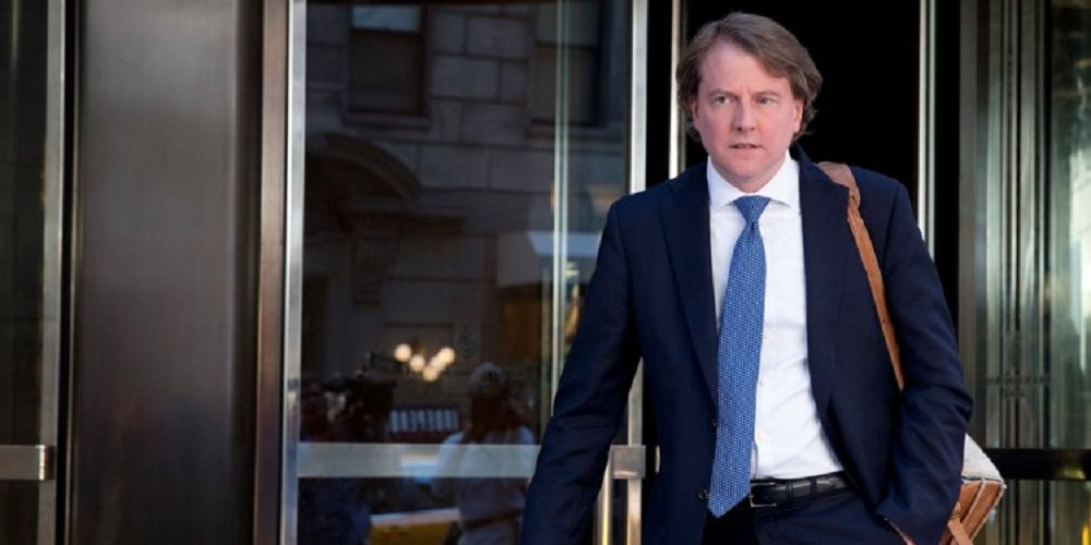 Don McGahn married