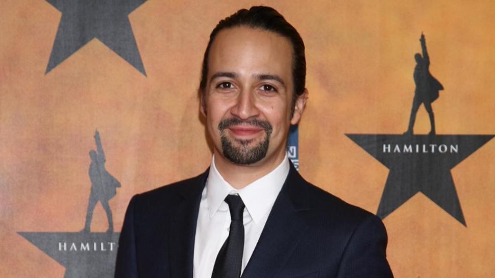 Lin-Manuel Miranda married