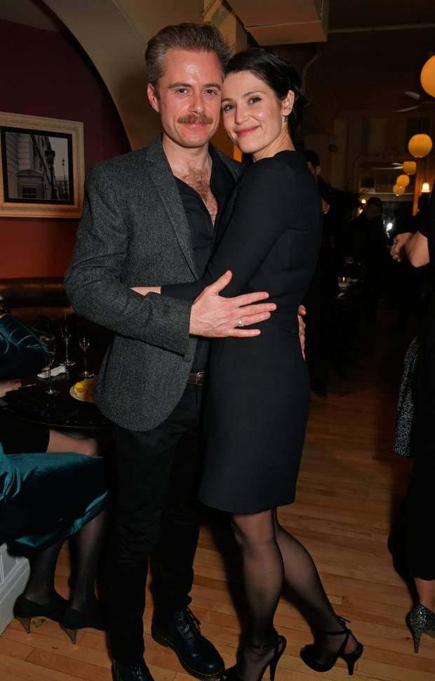 Gemma Arterton boyfriend