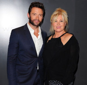 Hugh Jackman is 13 years younger than his wife
