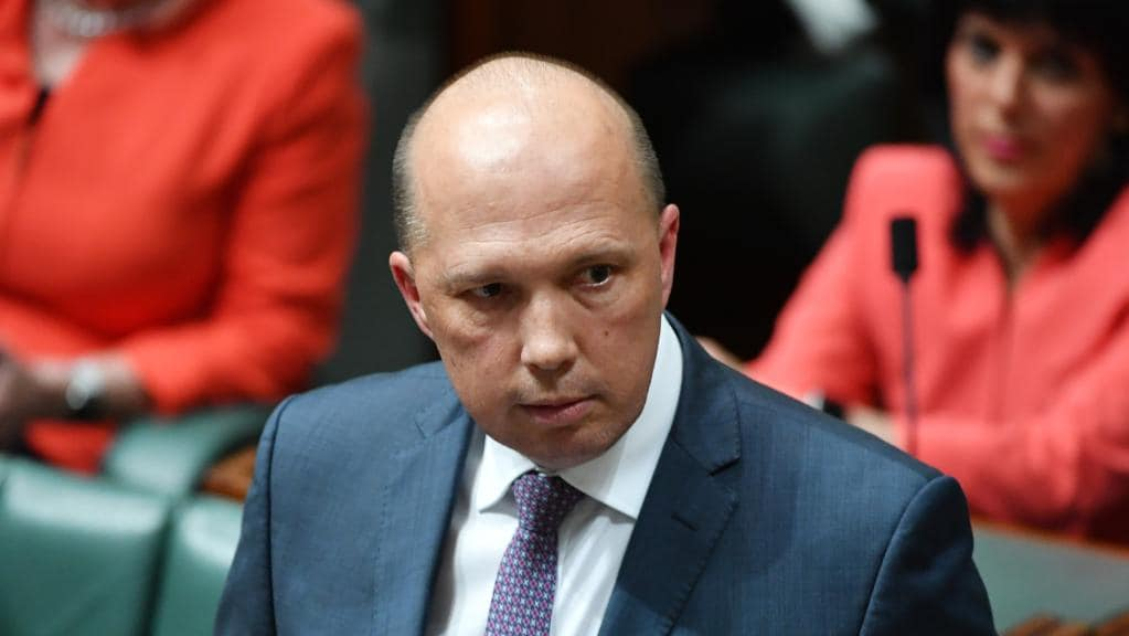 Peter Dutton married