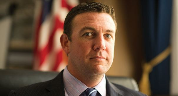 Duncan D Hunter wiki, bio, wife, children, net worth, age, family