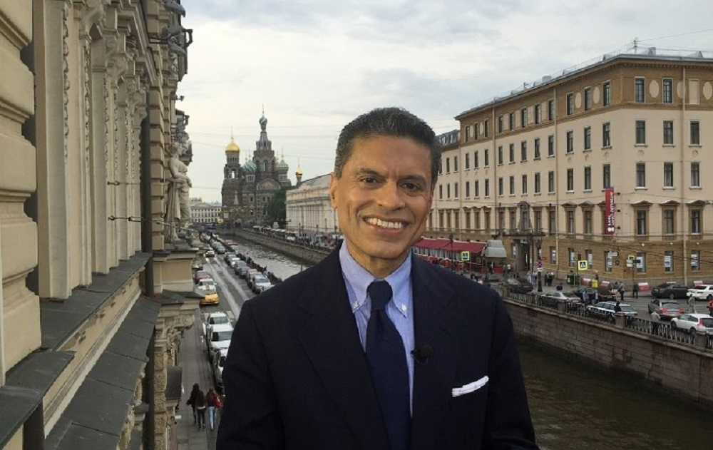 Fareed Zakaria's Married, wife, controversies, wiki, bio, age, height, weight