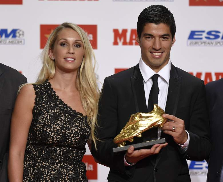 Sofia Balbi has been married to her husband Luis Suarez since 2009 and they even share three children.