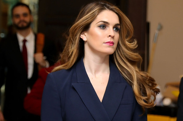Hope Hicks: Already Married To A Husband Or Still Fumbling Into Dating Someone?