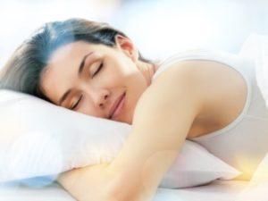 take time to have sound sleep
