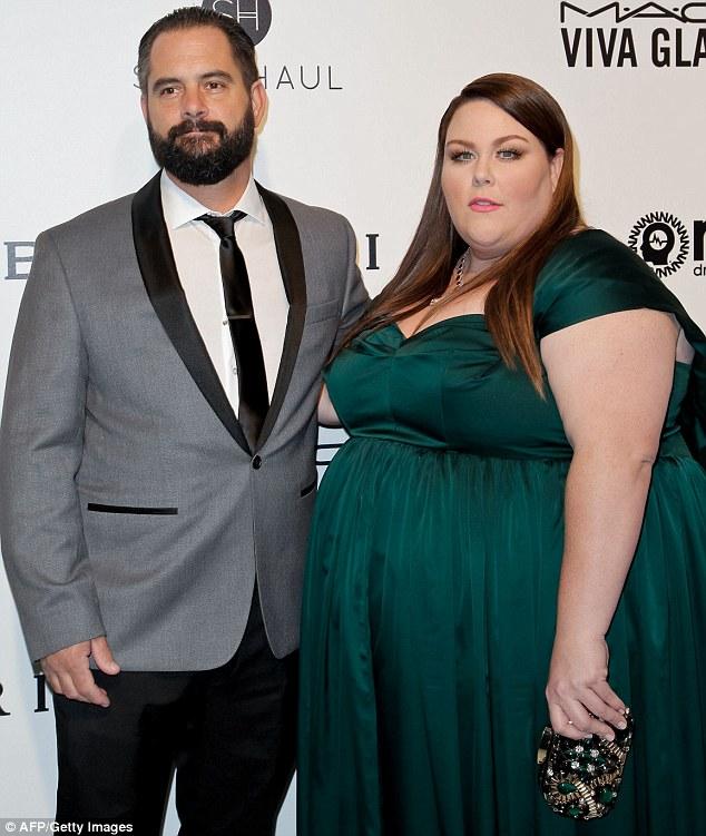 Chrissy Metz ex-husband