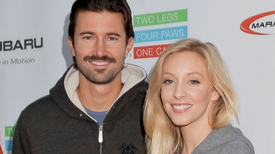 Brandon Jenner and Leah Felder