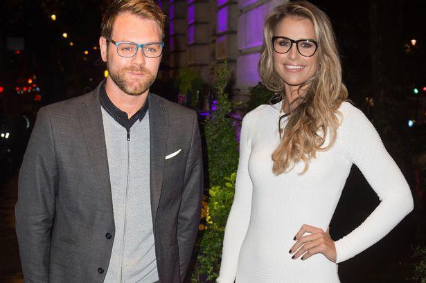 Brian McFadden ex-wife, Vogue Williams