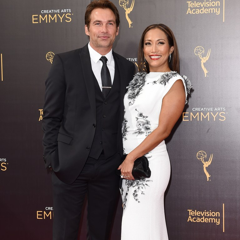 Carrie Ann Inaba ex-fiance