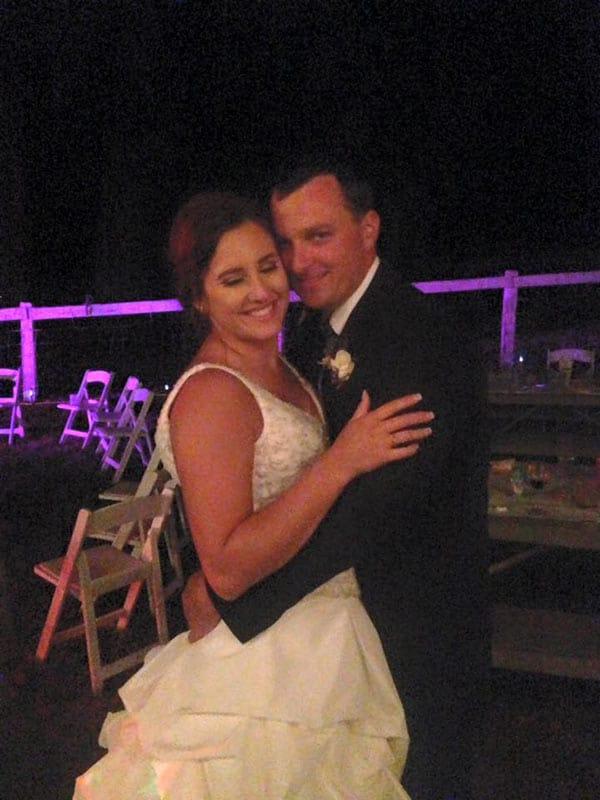Mitch Blaschke wife