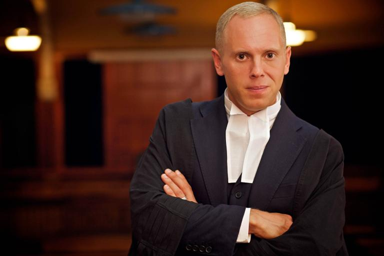 Judge Rinder Bio Reveals: Dating Someone After Divorcing His Ex-Husband?