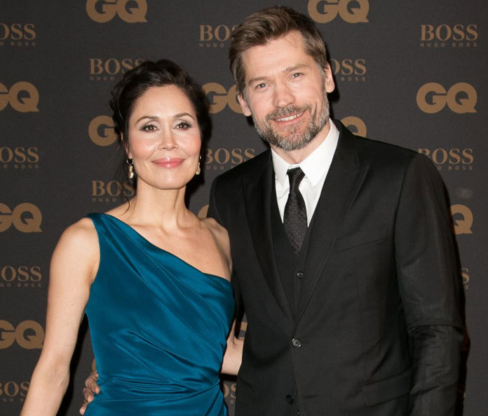 Nikolaj Coster-Waldau wife