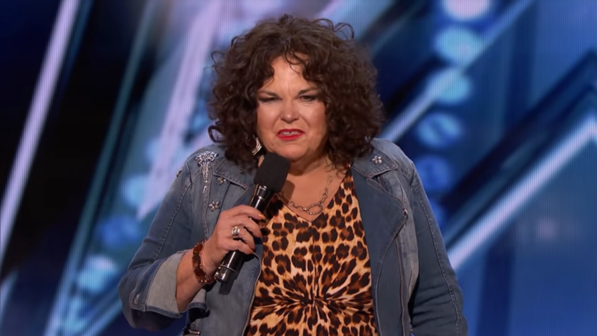 Details You'd Like To Know About AGT Finalist Vicki Barbolak: Know Her Family, Married Life, And Age