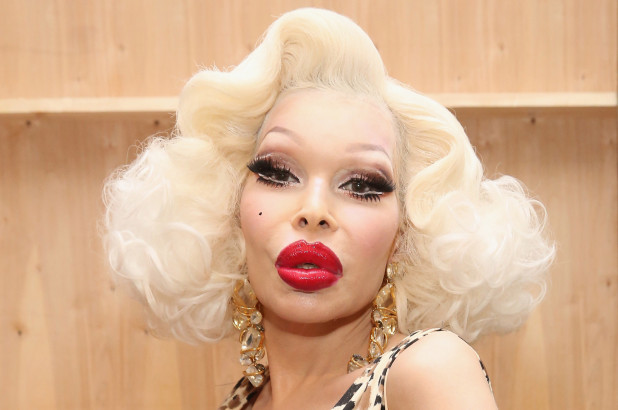 An American Transgender Model Amanda Lepore Was Captivated Inside The House For Five Years! Know Her Bio And Wiki-facts!