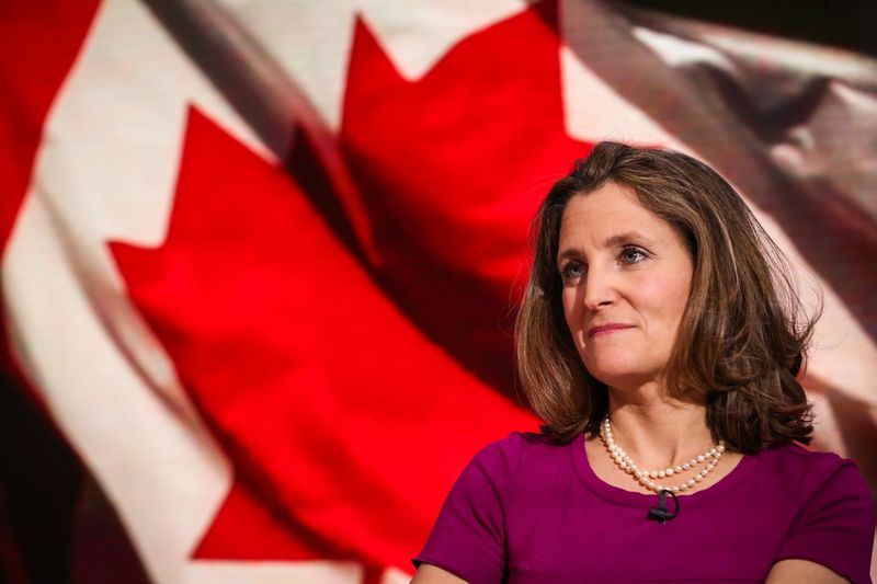 Chrystia Freeland Married, Husband, Children, Net Worth, Wiki, Bio