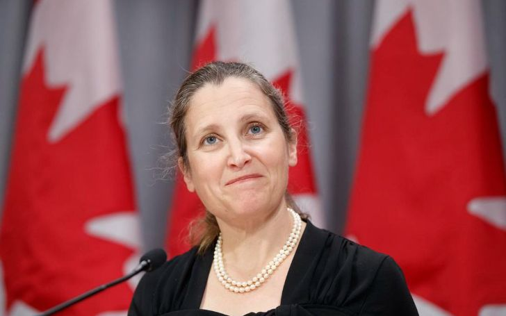 Chrystia Freeland Bio, Husband, Net Worth, Kids, Books, Career, Family, Age
