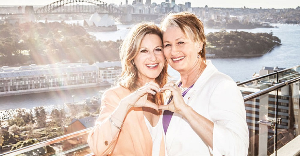 Kerryn Phelps married