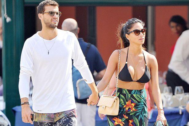 Grigor Dimitrov girlfriend, Nicole Scherzinger