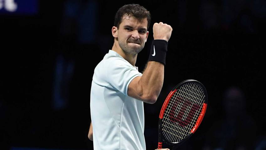 Grigor Dimitrov wiki, bio, girlfriend, net worth, age, family, height, dating