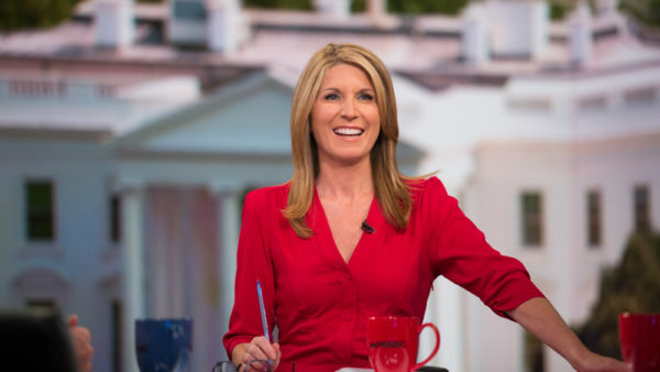 Nicolle Wallace and her former husband Mark Wallace divorced in 2019.