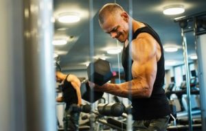 lose weight by going to gym