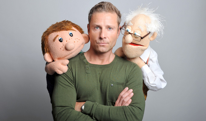 Paul Zerdin wiki, bio, age, height, family, girlfriend, married