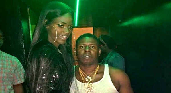 Blac Youngsta alleged girlfriend