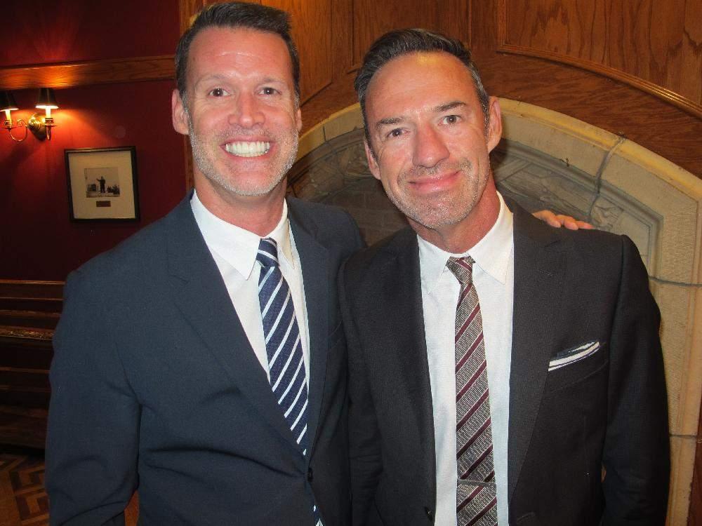 Mark Tewksbury partner
