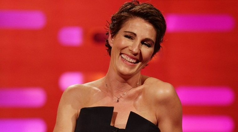 Tamsin Greig married